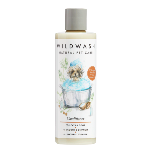 Hoitoaine 250ml, WildWash PET