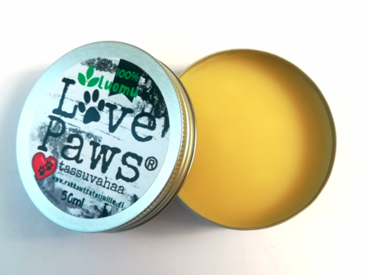 LovePaws luomutassuvaha, 50 ml