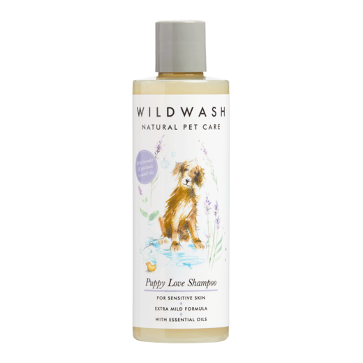 Pentushampoo 250ml, WildWash PET