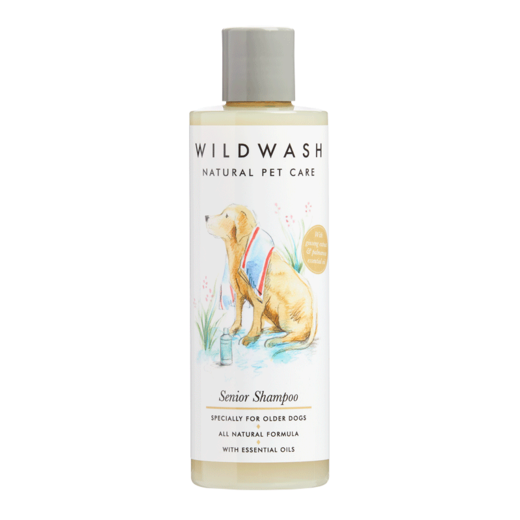 Seniorishampoo 250ml, WildWash PET