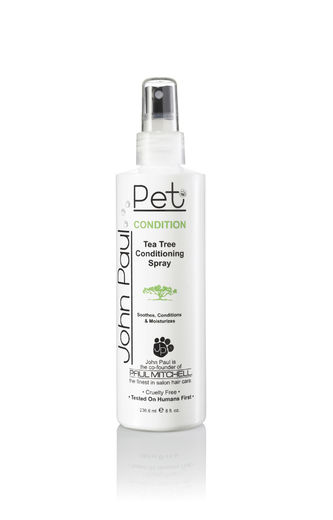 Tea Tree conditioning spray 236ml by John Paul Pet