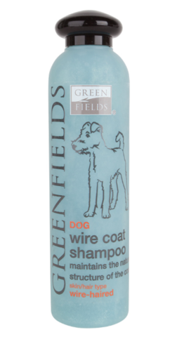Karkean turkin shampoo, Wire Coat Shampoo, 250ml, Greenfields